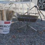 キャンプ MERCURY