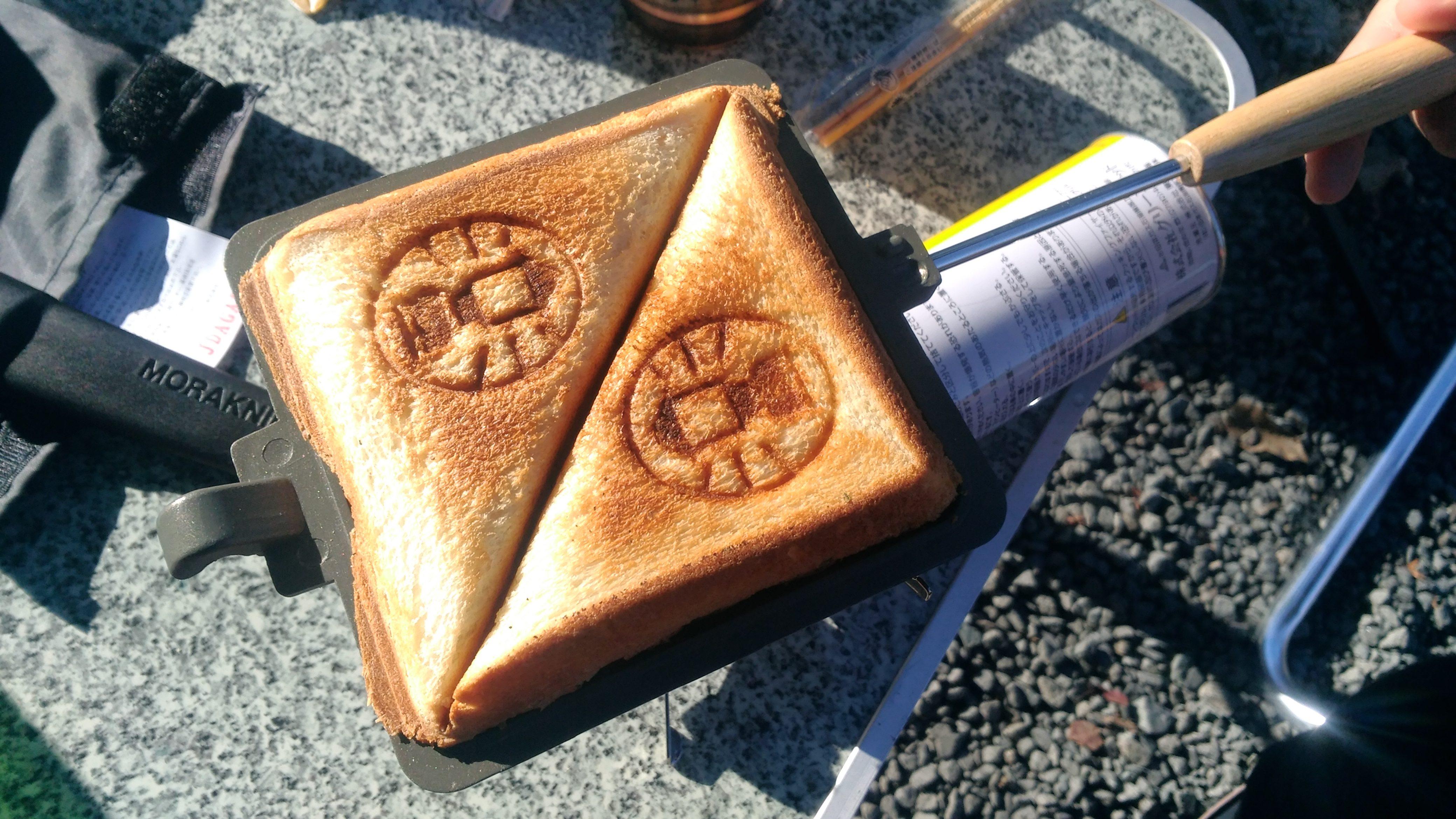 コールマン ホットサンドイッチメーカー