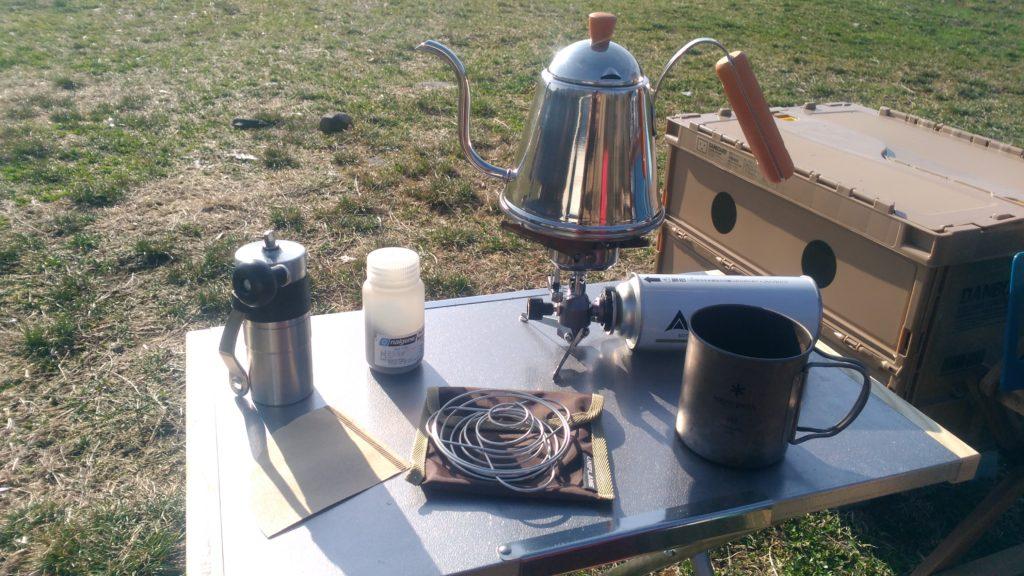 ポーレックス コーヒーミルミニ