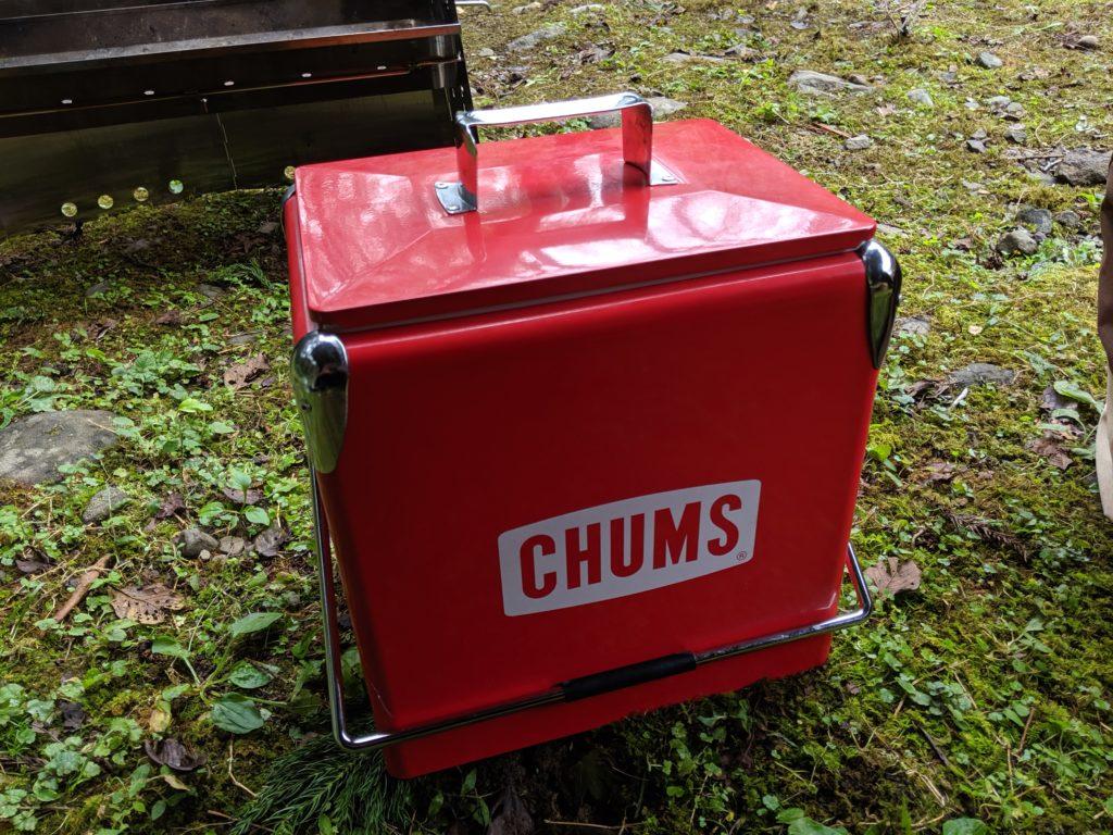 チャムス クーラーボックス 12L